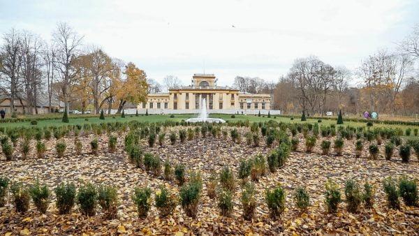 Eduardo Andrė parkai Lietuvoje