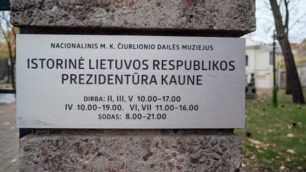 Kaunas – lietuvos laikinoji sostinė