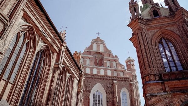 Užburiantys baroko perlai Vilniuje